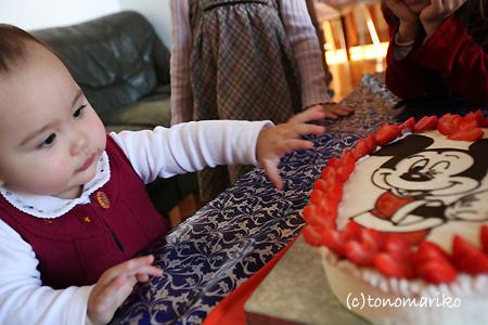 ドナルドの誕生日はミッキーで♪_c0024345_15524783.jpg