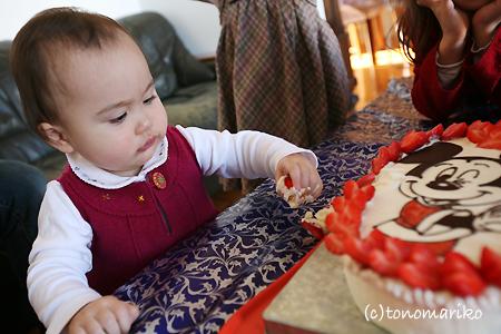 ドナルドの誕生日はミッキーで♪_c0024345_15532323.jpg