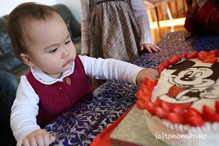 ドナルドの誕生日はミッキーで♪_c0024345_1553250.jpg