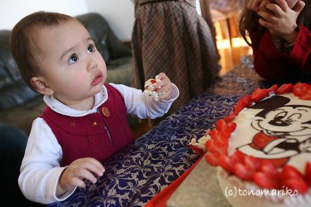ドナルドの誕生日はミッキーで♪_c0024345_15533790.jpg