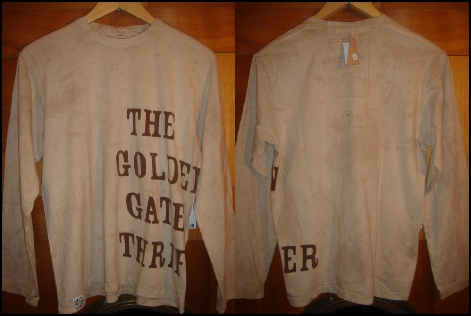 THE GOLDEN GATE THRIFTER'S・・・_f0007767_16311637.jpg
