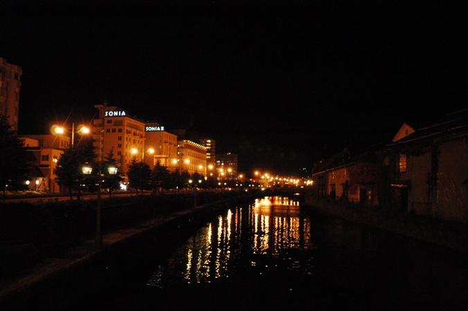 夜の小樽_f0054539_2375848.jpg