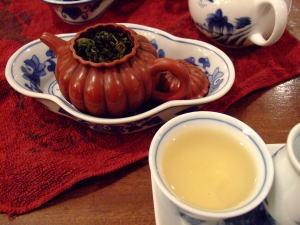 11月5日凍頂烏龍茶