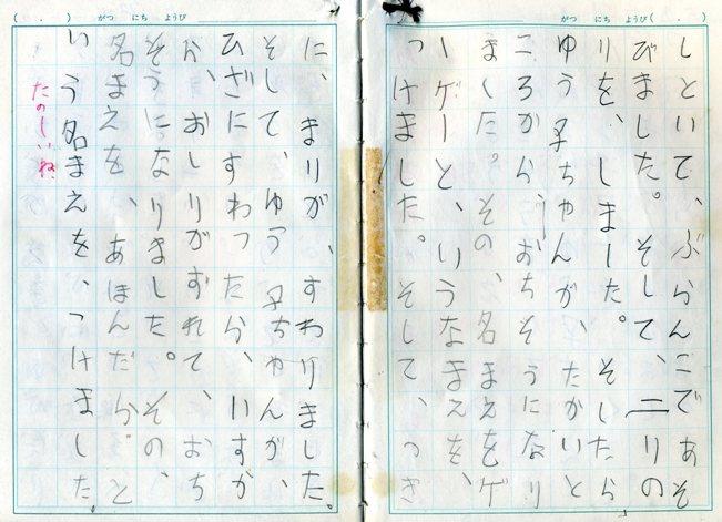 34年前の日記_a0087957_6344149.jpg