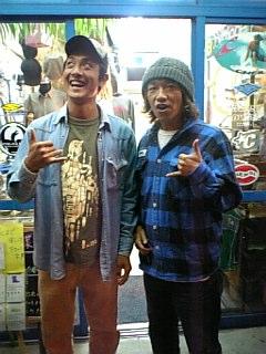オガキヨ& ピーマン!_f0039672_19212652.jpg