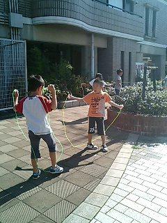 My縄跳び_b0117125_2212128.jpg