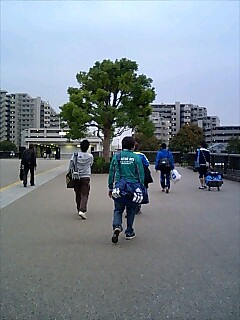 FUTSAL at 立川昭和記念公園_e0100332_2158085.jpg