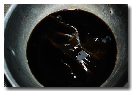いくらの醤油漬け!.......... 生筋子を使ってお好みの味に仕上げましょう_d0069838_1031396.jpg