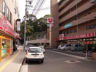 矢野駅前歴史散歩②駅前通り今昔_b0095061_8121824.jpg