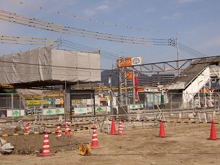 矢野駅前歴史散歩②駅前通り今昔_b0095061_8141440.jpg