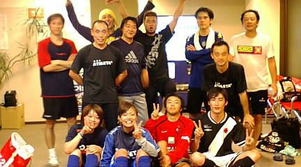 全力FUTSAL!! 日本FUTSAL界のツワモノと!_b0032617_1383632.jpg