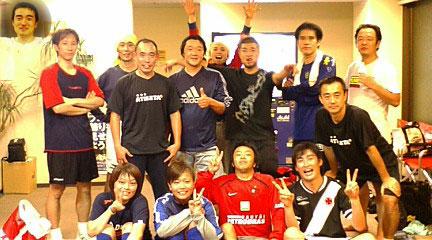 全力FUTSAL!! 日本FUTSAL界のツワモノと!_b0032617_1384675.jpg