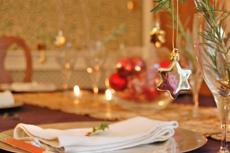 いっちゃんのテーブルコーディネート講座 2 (クリスマス編)_d0104926_6531414.jpg