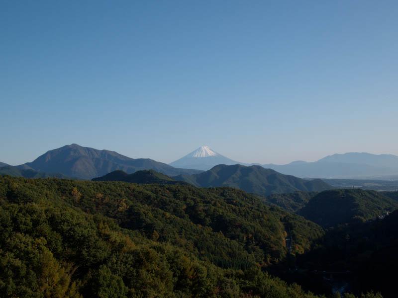 雪化粧した富士山_c0137403_21345185.jpg