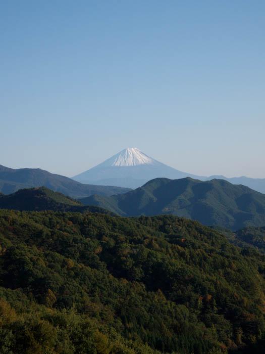 雪化粧した富士山_c0137403_21351137.jpg