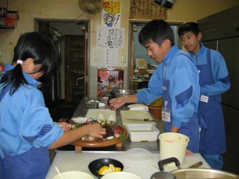 中学生職場体験_e0101917_11543560.jpg