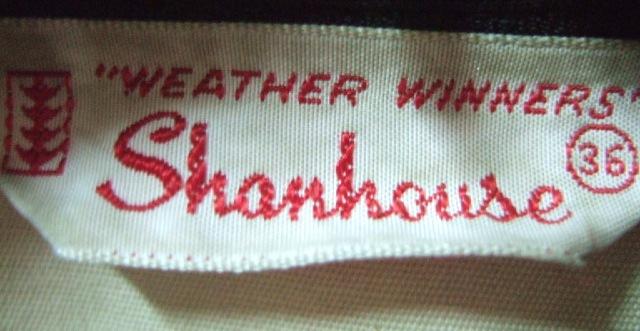 50年代 SHANHOUSE 手旗柄 JKT_c0144020_14492418.jpg