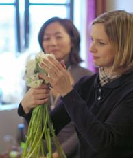 パリお花のツアー報告 VOL4 ~カトリーヌミュラーレッスン後編~_b0111306_0553555.jpg