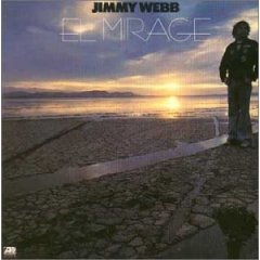 Jimmy Webb 「El Mirage」(1977)_c0048418_21152195.jpg