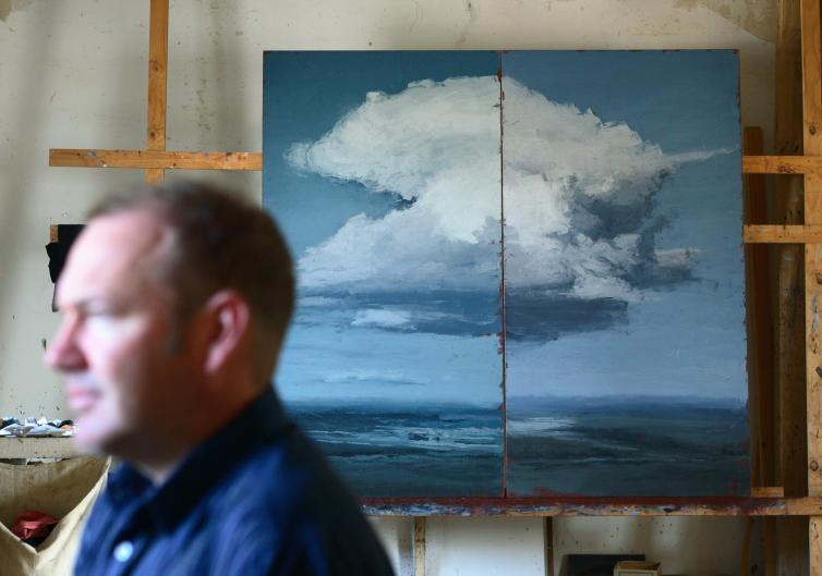 完璧なる雲を求めて#1ーーー画家、フィリップ・ウルフハーゲン_f0137354_1391897.jpg