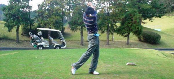 秋のゴルフ 「94」_c0067646_9273293.jpg