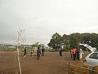 芋掘り地鎮祭_f0088873_18155775.jpg