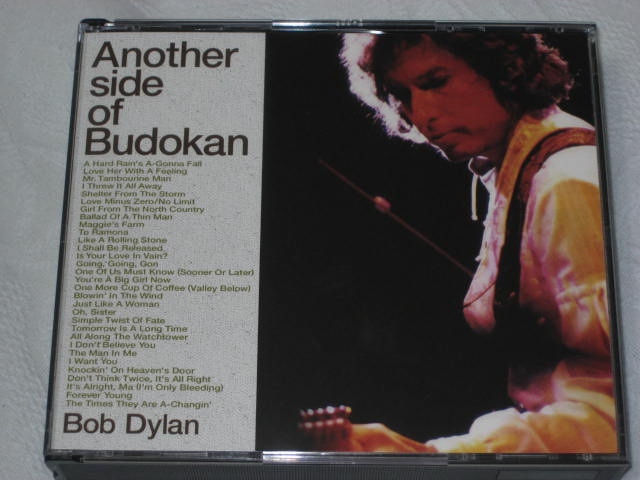 BOB DYLAN / Another side of Budokan_b0042308_093040.jpg