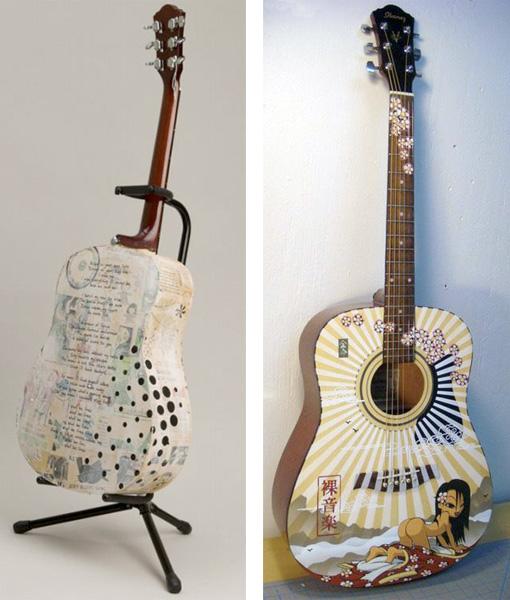絵になるギターだね。_a0077842_21371426.jpg