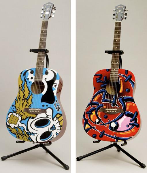 絵になるギターだね。_a0077842_21373519.jpg