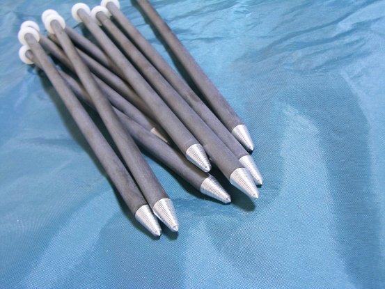 Carbon fiber tent stakes / Titanium Goat_e0024555_256467.jpg