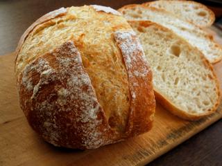 ホシノと南部小麦で、ブールとプチパン_c0110869_2241589.jpg