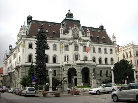 2日目(8/23):スロヴェニア 首都「リュブリャーナ」(1)_a0039199_2122395.jpg
