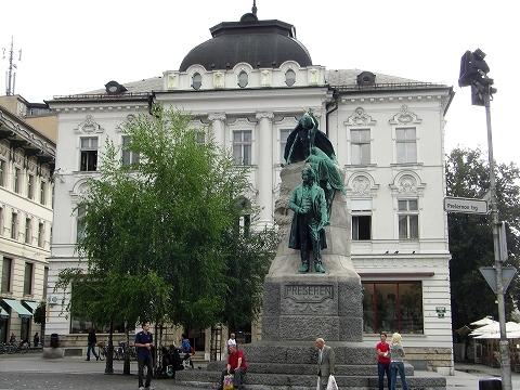 2日目(8/23):スロヴェニア 首都「リュブリャーナ」(1)_a0039199_21242140.jpg