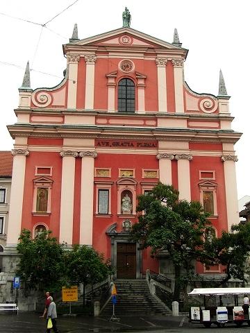 2日目(8/23):スロヴェニア 首都「リュブリャーナ」(1)_a0039199_21243975.jpg