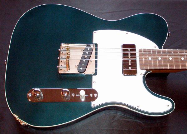 当店オリジナルの「Moderncaster T #007」が完成!_e0053731_19339100.jpg