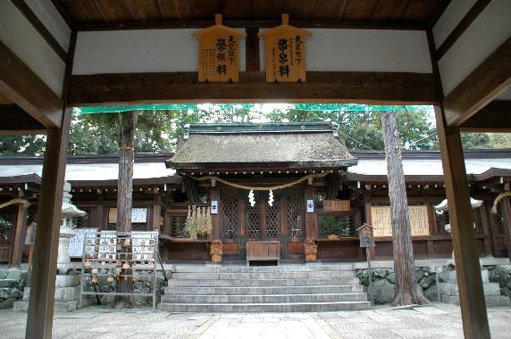 伊太祁曽神社 (いたきそじんじゃ)_b0093754_011154.jpg
