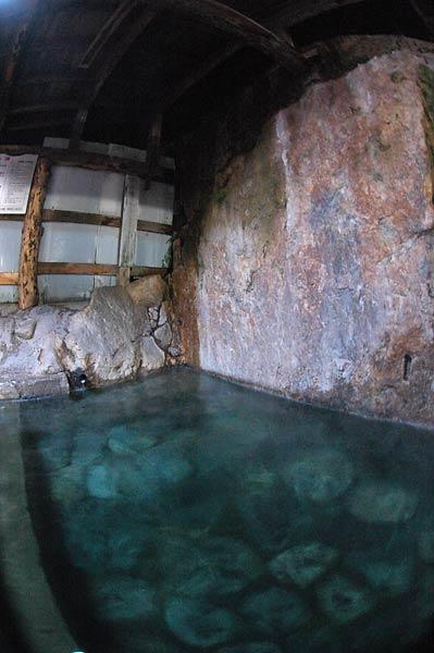 風呂 岩 木賊 温泉