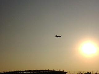 近所の飛行場での一時♪_b0032617_18154728.jpg