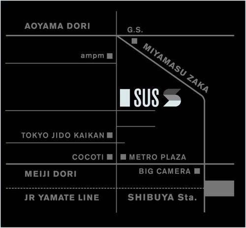 """土曜☆夜9時~DJします♪ 1º Aniversário☆SHIBUYA \""""SUS\"""" _b0032617_23299.jpg"""