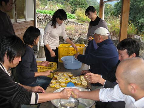 グリーンツーリズム(山・川・海体験)上_e0101917_19384783.jpg