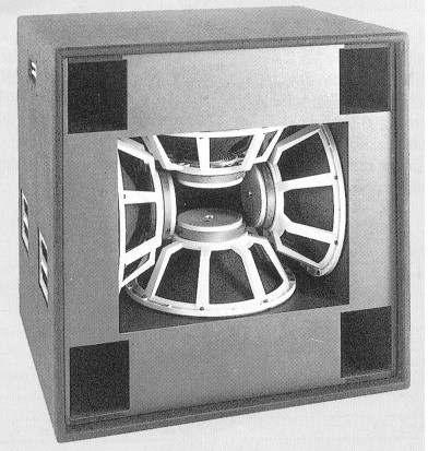 Electro voice mt4 speakers