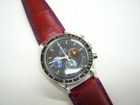 時計のムードはベルト交換で変わる_f0039351_22463180.jpg