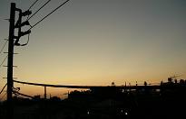 七五三の夜明け_f0139963_655082.jpg