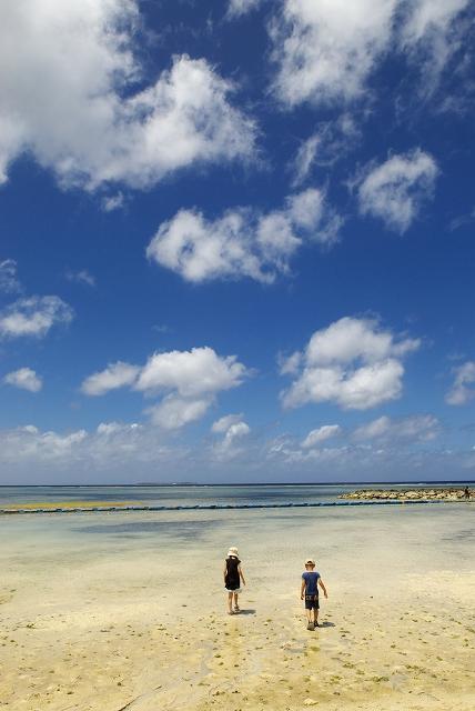 沖縄の海_f0018464_19463560.jpg