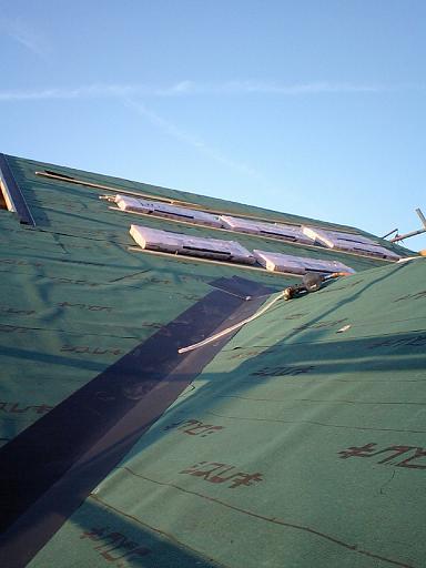 屋根工事と外壁の隙間_c0108065_19593784.jpg