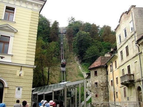 2日目(8/23):スロヴェニア 首都「リュブリャーナ」(2)_a0039199_20385196.jpg