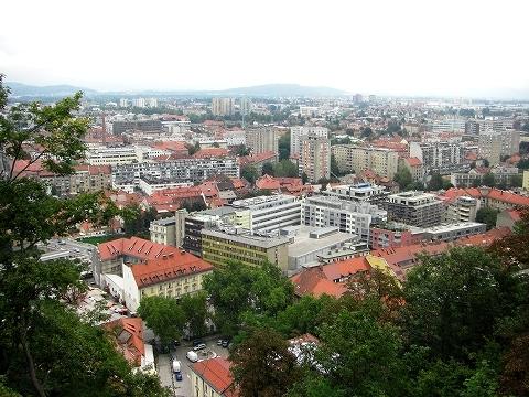2日目(8/23):スロヴェニア 首都「リュブリャーナ」(2)_a0039199_20405364.jpg