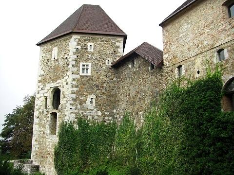 2日目(8/23):スロヴェニア 首都「リュブリャーナ」(2)_a0039199_20407100.jpg