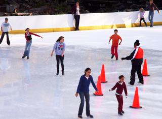 ウォールマン・リンク Wollman Skating Rink_b0007805_8341459.jpg