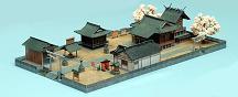 トミーテック、神社など「日本の祭り」をテーマとしたジオラマを発売 栃木県壬生町_f0109021_13194963.jpg